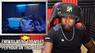 THE OLD EMIWAY IS BACK!!! EMIWAY - 100 KADAM PE (PROD. BY PENDO46) (FIRST LISTEN) [REACTION] 🤯