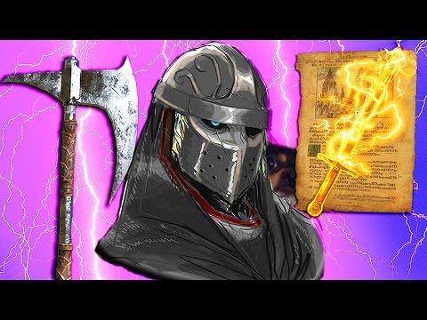 Dark Souls 3: Dragonslayer's Axe + Lightning Blade BETTER Than Lothric GS? & Meeting The Perfect Man