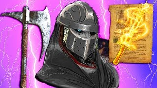 Dark Souls 3: Dragonslayer's Axe + Lightning Blade BETTER Than Lothric GS? & Meeting The Perfect Man