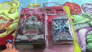 YUGIOH EXTREME VALUE PACKAGE! 1 Deck, 3 Pack + 6 Promo Cards Inside!