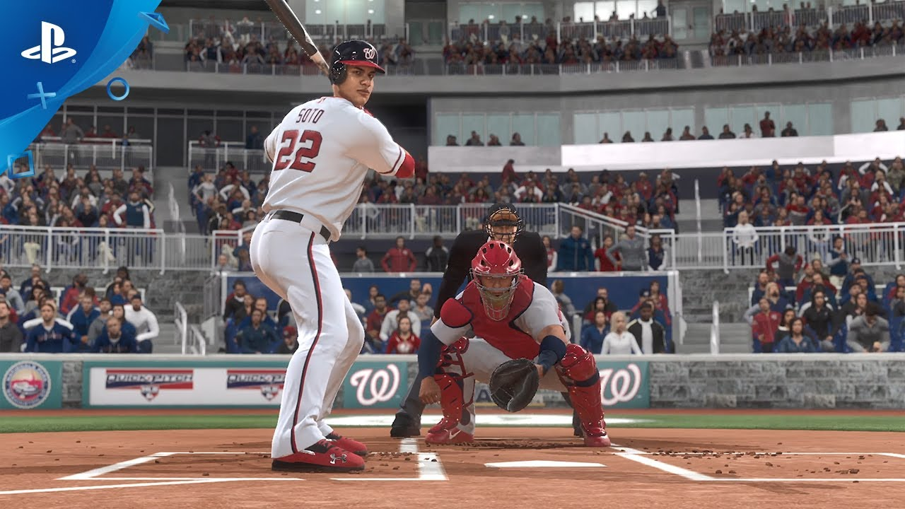 MLB The Show 20 - ワールドゲームプレイトレーラー | PS4