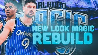 2020 ORLANDO MAGIC REBUILD! NEW STARS IN TOWN! NBA 2K19