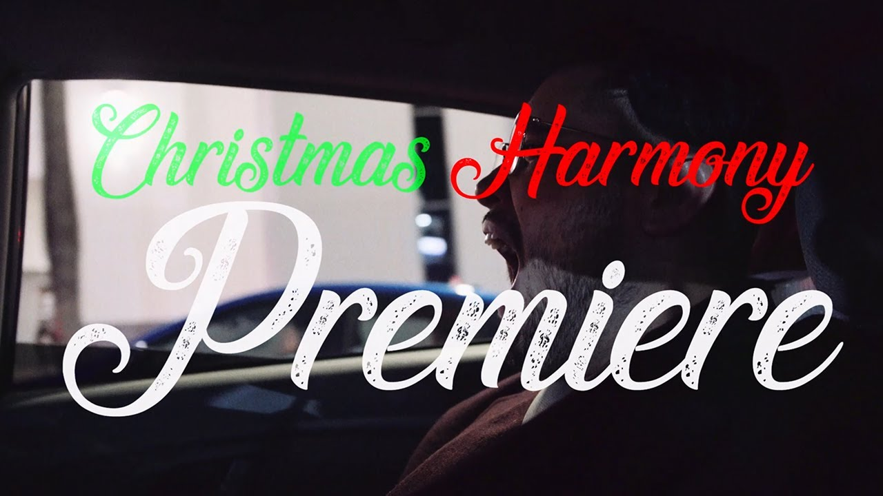 Christmas Harmony Movie.Trav S Vlogs Christmas Harmony Movie Premiere
