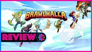 REVIEW / Brawlhalla (Video Game Video Review)