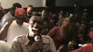 "Yung Dirty w/ OverThowed Gang performing ""I Got Options"""