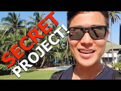 SECRET Project in Ghana! | Insider Vlog #14
