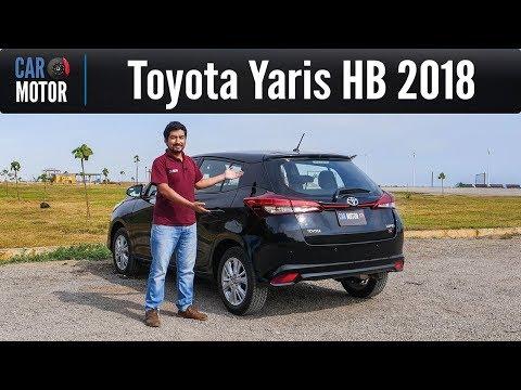 Toyota Yaris HB 2018 - Espacioso, confortable y seguro