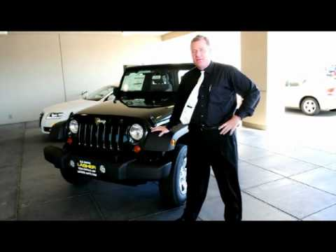 Elk Grove Jeep August Wrangler Special