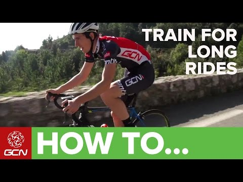 How To Train For Long Rides