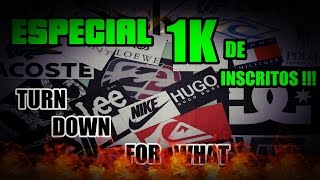 TOP 5 TIRADAS - TURN DOWN FOR WHAT - ESPECIAL 1K DE INSCRITOS