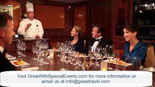 Grow With Special Events - Incentive Travel and Group Travel Events For You