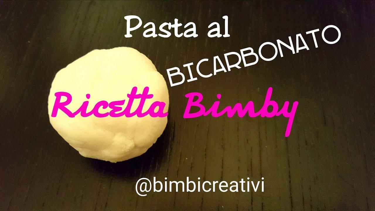 Super Pasta al BICARBONATO (ricetta Bimby) / Bimbi Creativi / #121 - YouTube NV77