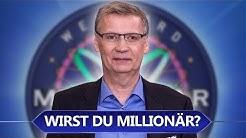 Wie weit kommst du bei Wer Wird Millionär?