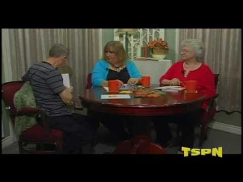 Authors, Writers, Books, and Beyond on TSPN TV Sept 24, 2014