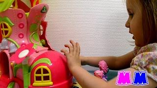 Сказочный домик для фей волшебный сапожок Распаковка и обзор игрушки от фирмы ELC.