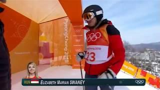 Elizabeth Swaney Freestyle Skiing