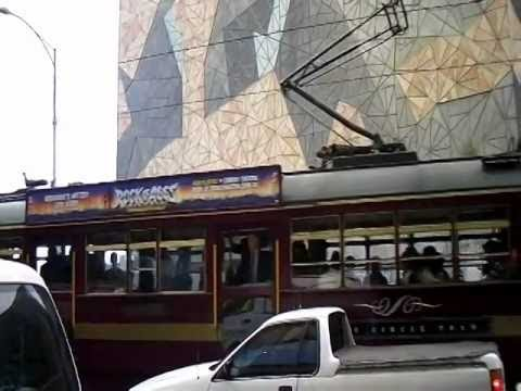 A guide to public transport in Melbourne