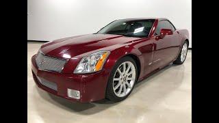 Cadillac XLR V Videos