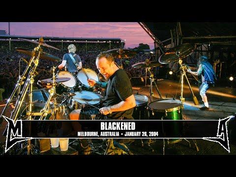 Metallica: Blackened (MetOnTour - Melbourne, Australia - 2004) Thumbnail image