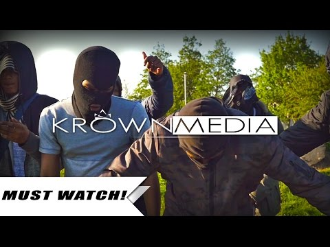 (BG) Muller - Tragic [Music Video] (4K) | KrownMedia