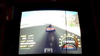 nascar 2000 64 gameplay