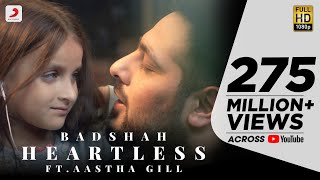Heartless - Badshah ft. Aastha Gill |  Gurickk G Maan | O.N.E. ALBUM thumbnail
