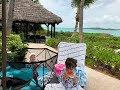 Grand Isle Resort, Exuma Bahamas Vacation 2018