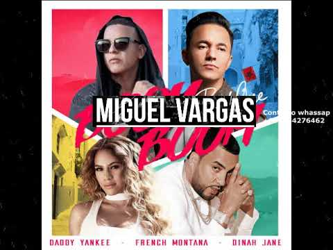 RedOne, Daddy Yankee, French Montana - Boom Boom (Miguel Vargas Remix) FREE LINK
