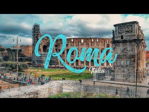 VIAJE A ROMA – 5 dias – Nuestro primer viaje!!