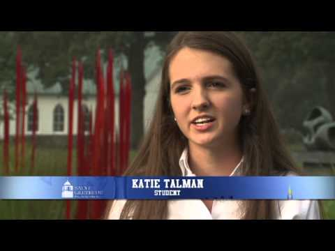 Selecting Your Future CBS Special - Saint Gertrude High School