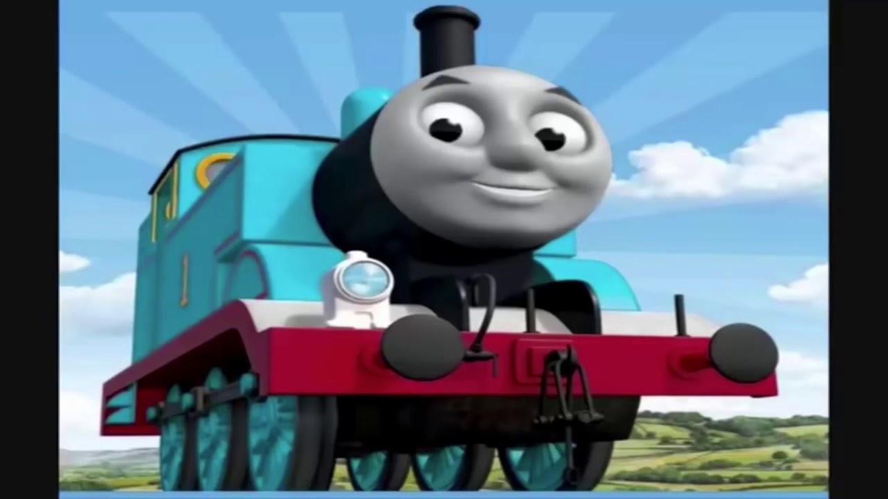 Thomas the tank engine original theme song remix