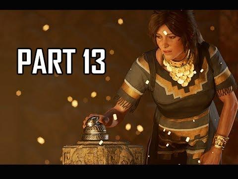Shadow of the Tomb Raider Walkthrough Part 13 - Serpant ...