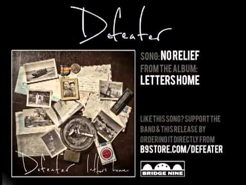 Defeater - No Relief mp3