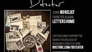 Defeater - No Relief