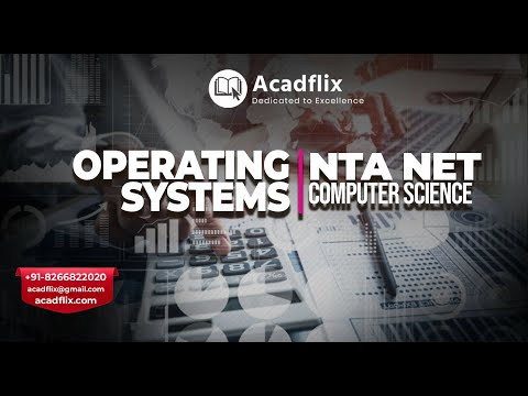 8. NTA NET PYQs || Operating Systems || 2013 || Part -1 || Paper Solutions