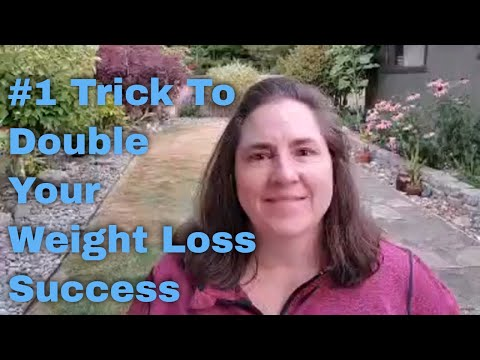 #1 Trick To Double Your Weight Loss Success Plus Sunflower And Updates From Eureka 7/23/2020