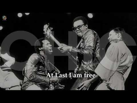 Chic - At last I am free (live) [HQ)