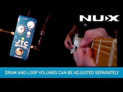 NUX JTC Drum & Loop