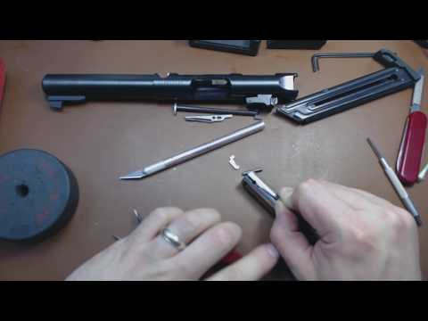 Ruger 22/45 Mark IV Complete Disassembly and Reassembly