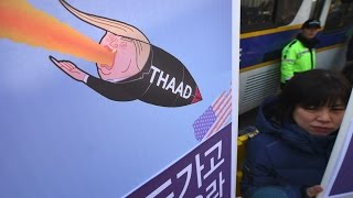 China Raises Concerns About Thaad System in S. Korea