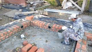 видео Баня. Как построить баню или полезные советы про строительство бани