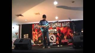 Firman Al Hakim   Far Beyond The Sun Cover Pekalongan Guitar WARS!!!