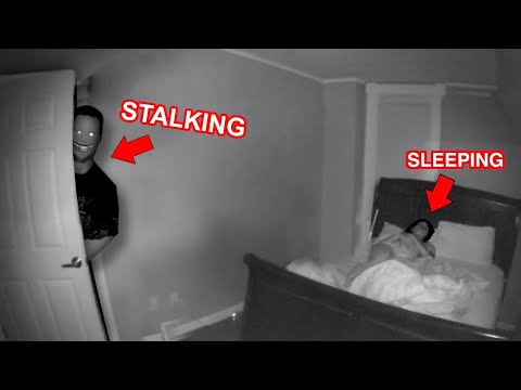 IF YOU SEE HIM AT MIDNIGHT, DONT GO TO SLEEP... (Scary)