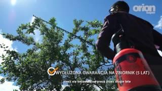 Opryskiwacz ciśnieniowy Orion Super Garden Pro | Kwazar