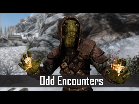 Skyrim: 5 More Odd and Rare Random Encounters You May Have Missed in The Elder Scrolls 5: Skyrim thumbnail