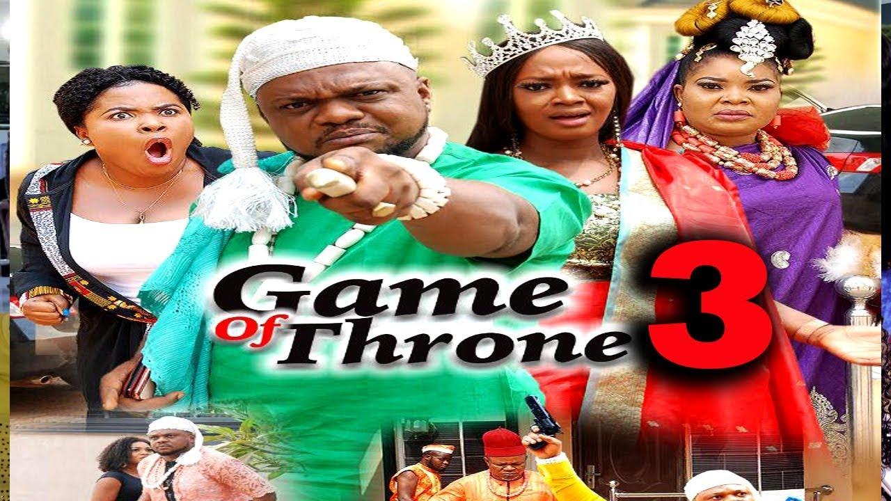 Download GAME OF THE THRONE SEASON 3 - (New Movie) KEN ERICS  2020 Latest Nigerian Nollywood Movie Full HD