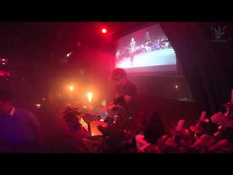 Live-Cam : Flash Finger Future House DJ Live Globe Lounge, Seoul, Korea