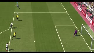 PES 2016 full manual: Geninho goal vs Hitbloke, 2016.03.22