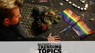 """Orlando Shooting, President Obama's Statement, Christina Grimmie """"The Voice"""": The Big Tigger Show"""
