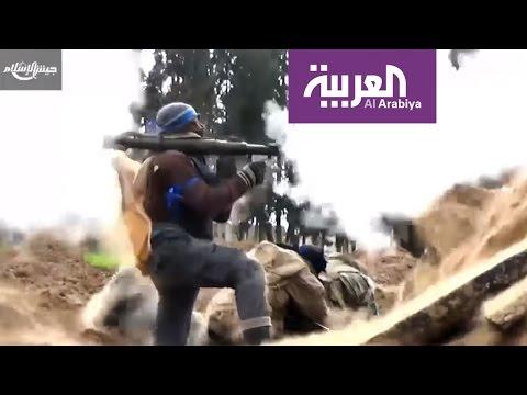 القتال بين فصائل المعارضة مستمر في غوطة دمشق  - نشر قبل 1 ساعة